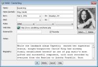 Readerware Contributor Dialog