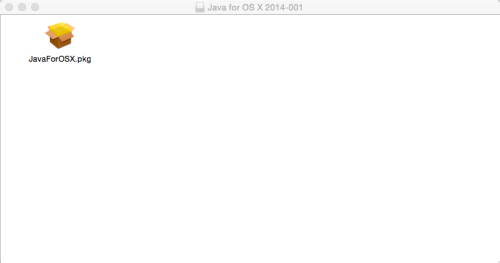 Apple Java For Os X 2014