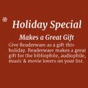 Readerware Holiday Special
