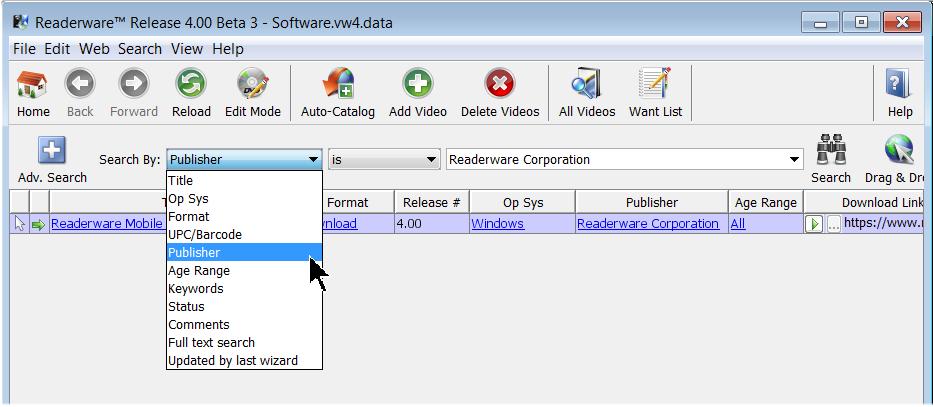 Renamed database column