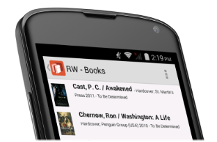 Readerware Mobile